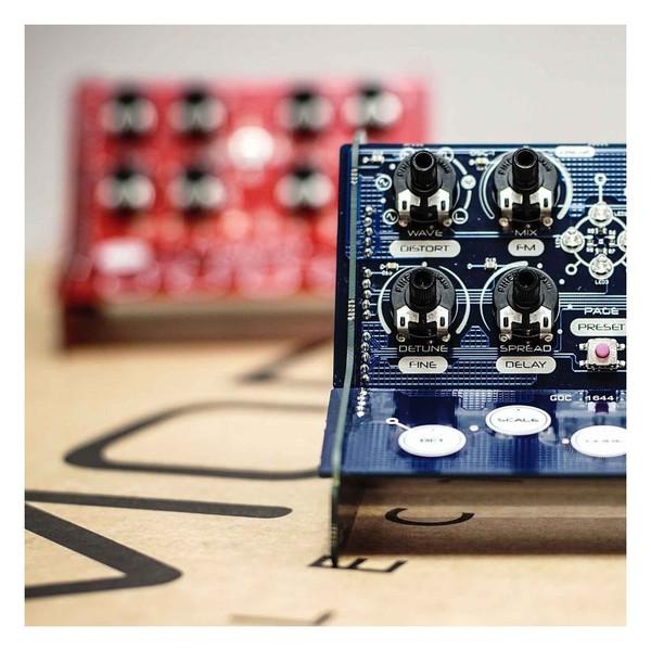 Modal CRAFTsynth Monophonic Synthesizer Kit - Lifestyle