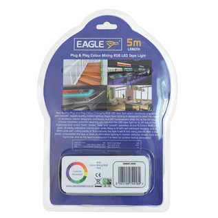 Eagle LED Tape Light Kit With Power Supply