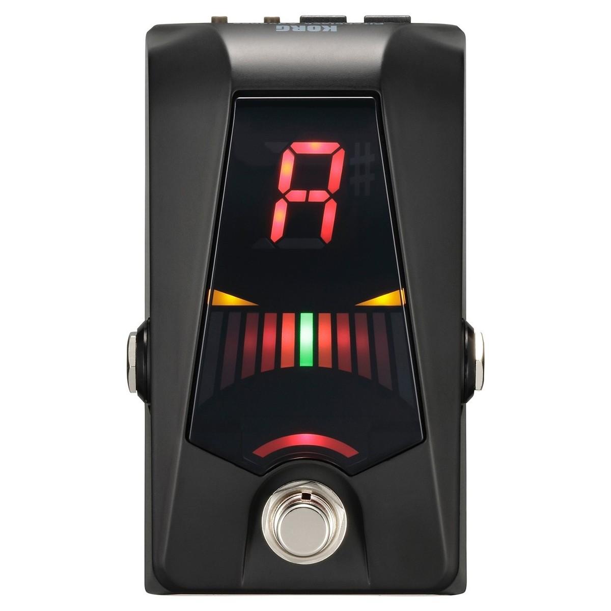 korg pitchblack advance pedal tuner at gear4music. Black Bedroom Furniture Sets. Home Design Ideas