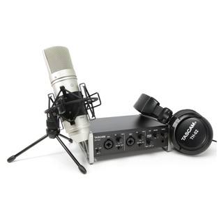 Tascam Trackpack 2x2 1