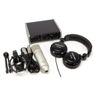 Tascam Trackpack 2x2 3