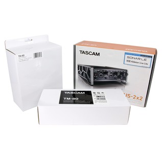 Tascam Trackpack 2x2 4