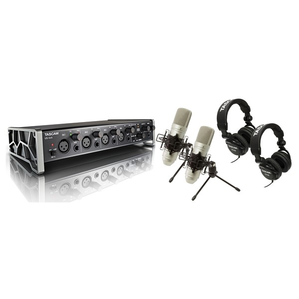 Tascam Trackpack 4x4 1