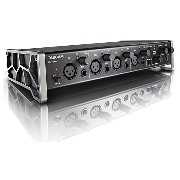 Tascam Trackpack 4x4 5