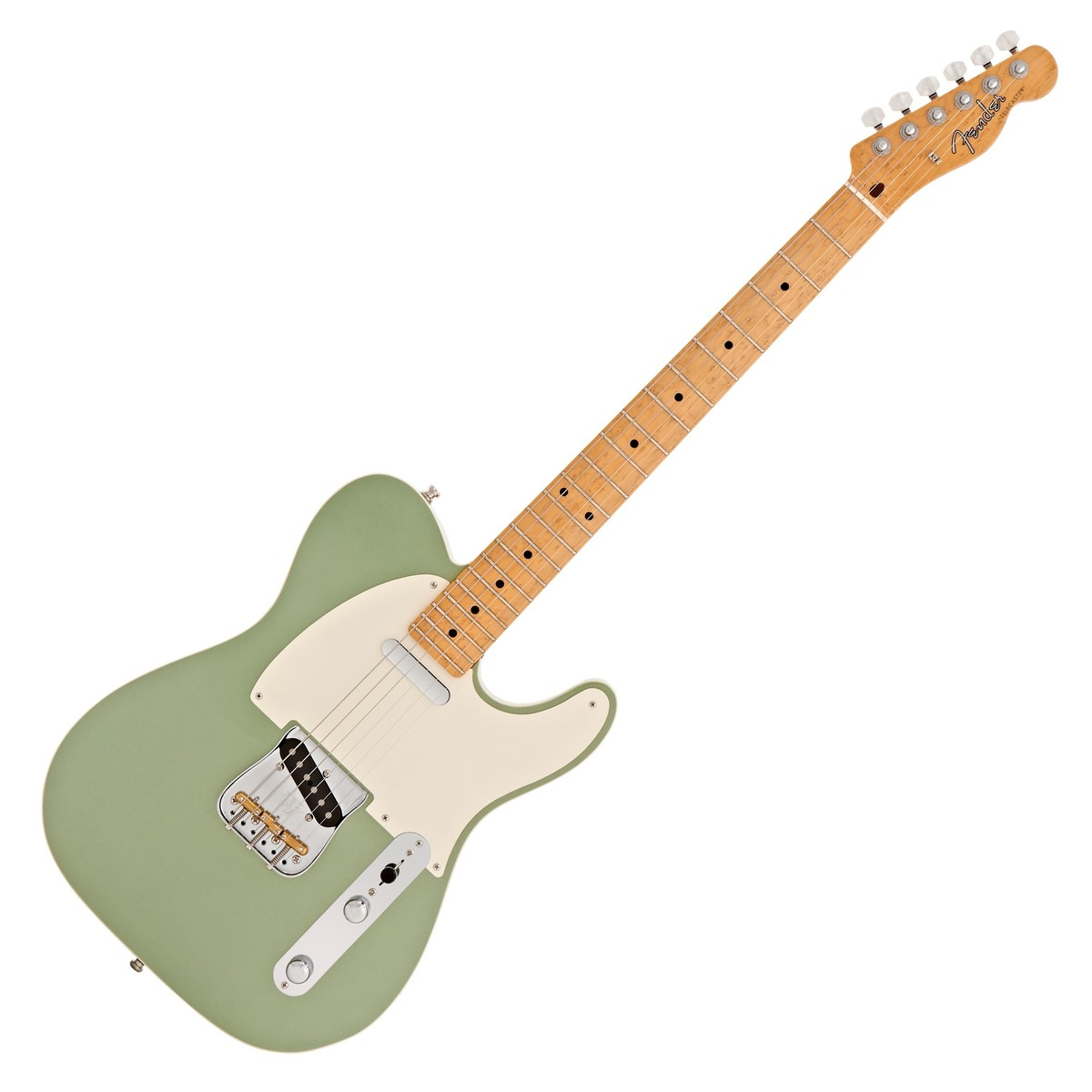Fender Custom Shop American Custom Telecaster Green Metallic bei ...