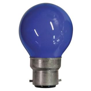 Eagle Golf Ball Lamp, Blue