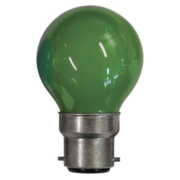 Eagle Golf Ball Lamp, Green