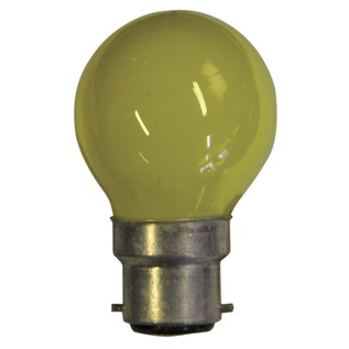 Eagle Golf Ball Lamp, Yellow