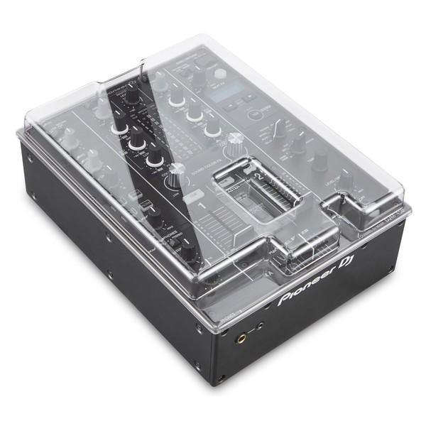 Decksaver Pioneer DJM450 Cover - Angled