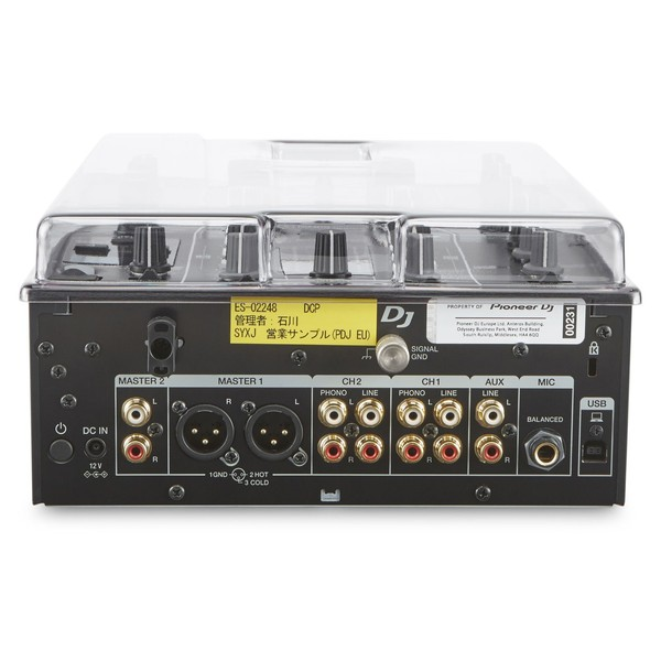 DJM450 DJ Mixer Cover - Rear