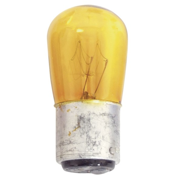 FX Lab Coloured Pygmy Lamp, Yellow