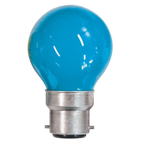 Crompton Lamps Carnival Bulb, Blue