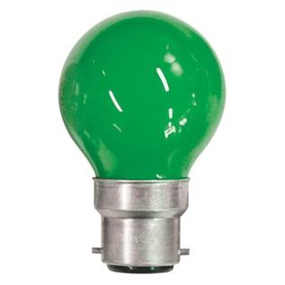 Crompton Lamps Carnival Bulb, Green