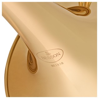 Besson BE1030 New Standard Bb Trombone, Clear Lacquer