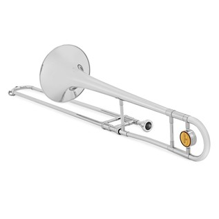 Besson BE130 New Standard Bb Trombone, Silver Plated