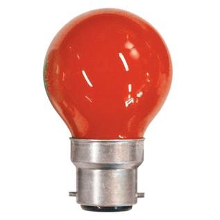 Crompton Lamps Carnival Bulb, Red