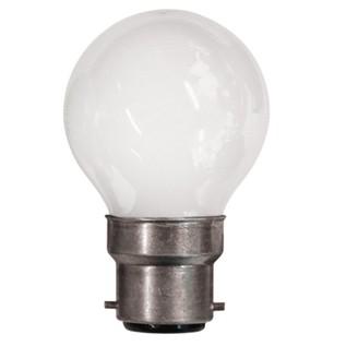 Crompton Lamps Carnival Bulb, White