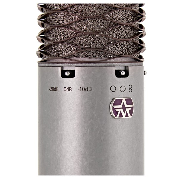 Aston Microphones Spirit Multi-Pattern Condenser Microphone - Detail