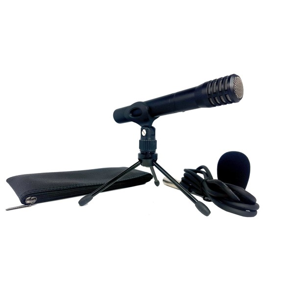 Tascam TM-60 Battery-Powered Condenser Microphone 2