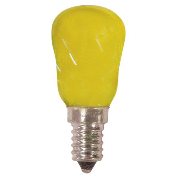 Crompton Lamps Sign Bulb, Yellow