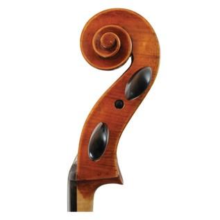 Eastman Master Cello Scroll