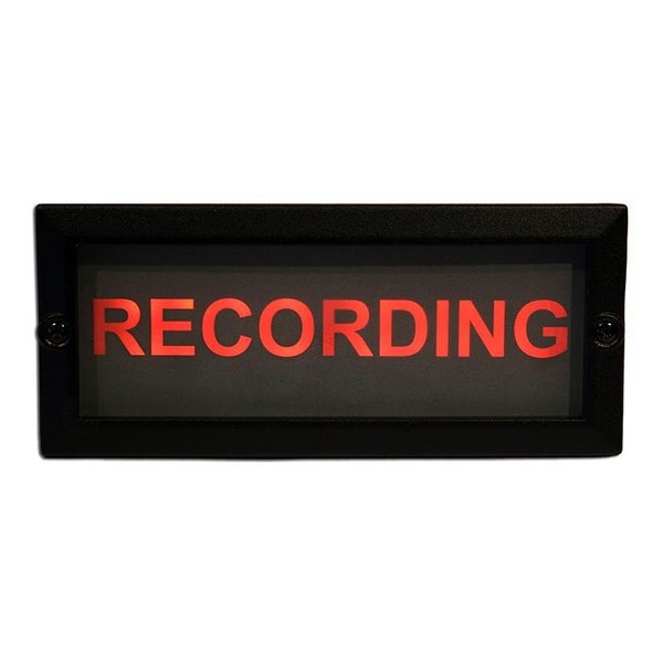 Mode Machines REL-1, Recording LED Studiolamp - Front