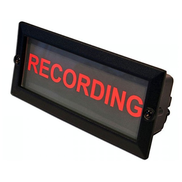 Mode Machines REL-1 Recording Lamp - Angled