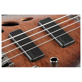 Ibanez SR 30th Anniversary Bass Guitar pickups