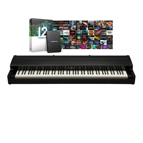 Kawai VPC1 Virtual Piano Controller With Komplete 12 - Bundle