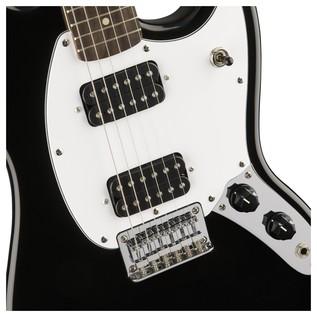 Squier by Fender Bullet Mustang HH, Black