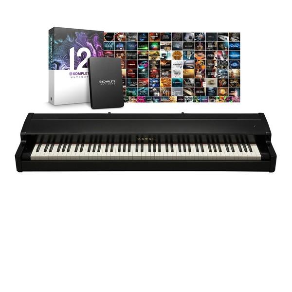 Kawai VPC1 Virtual Piano Controller With Komplete 12 Ultimate - Bundle