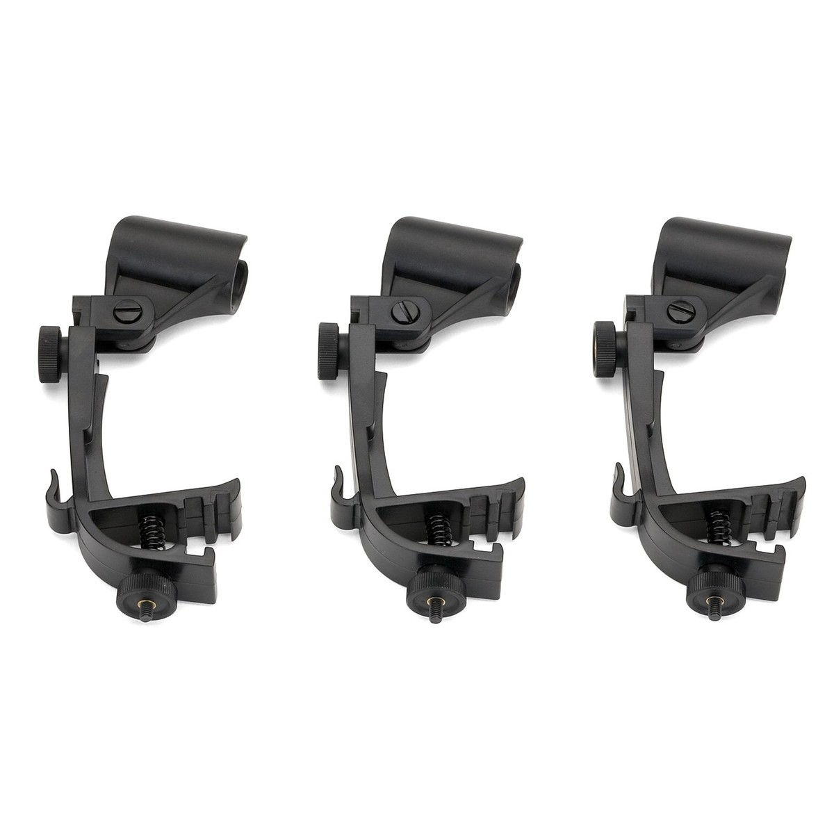 samson dmc100 3 piece drum microphone clip set at gear4music. Black Bedroom Furniture Sets. Home Design Ideas