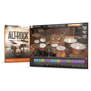 Toontrack EZX Alt-Rock - Main
