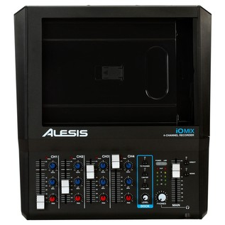 Alesis iO Mix 4-Channel Mixer/Recorder for iPad - Top