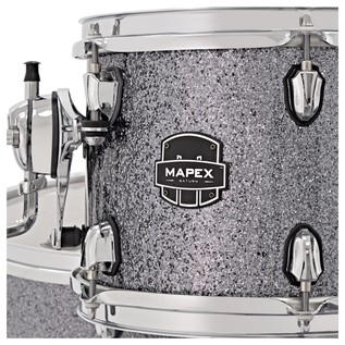 Mapex Saturn V 22'' Sound Wave Shell Pack, Granite Sparkle
