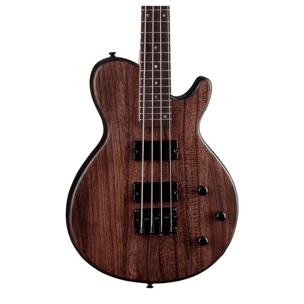 Dean Evo Bass Guitar, Natural Satin