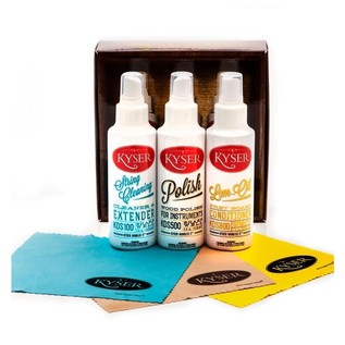 Kyser Instrument Care Pack