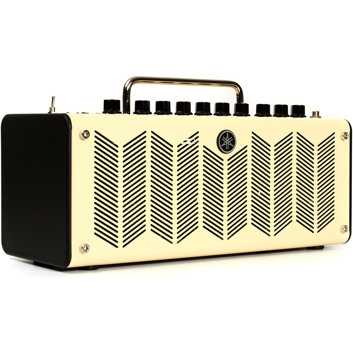 Yamaha thr10 10 watt guitar amp box opened at for Yamaha guitar amplifier thr10