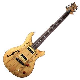 PRS SE LTD Edition Exotic Wood Custom 22, Spalted Maple 1