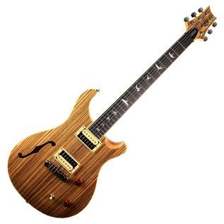 PRS SE LTD Edition Exotic Wood Custom 22, Zebrawood 1