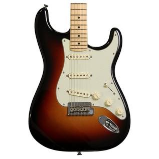 Fender American Deluxe Strat Plus, Mystic 3-Color Sunburst