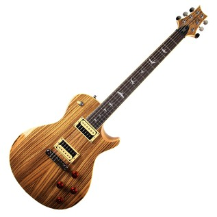 PRS SE LTD Edition Exotic Wood SE 245, Zebrawood 1