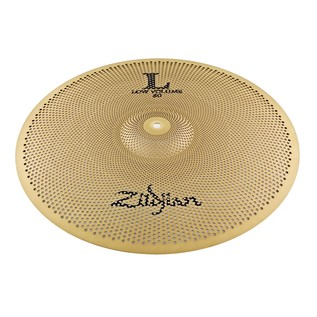 Zildjian L80 Low Volume 468 Cymbal Box Set
