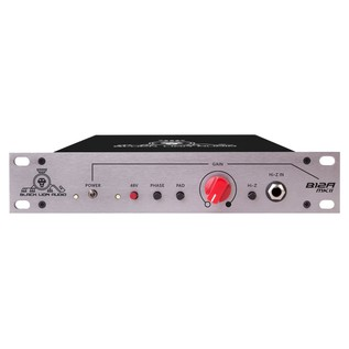 Black Lion Audio B12A MKII Preamp - Front