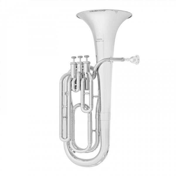 Yamaha YBH301S Intermediate Baritone Horn, Silver
