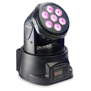 Stagg Headbanger XT RGBW 70W LED Mini Moving Head