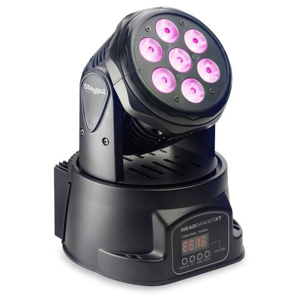 Stagg Headbanger XT RGBW 70W LED Mini Moving Head