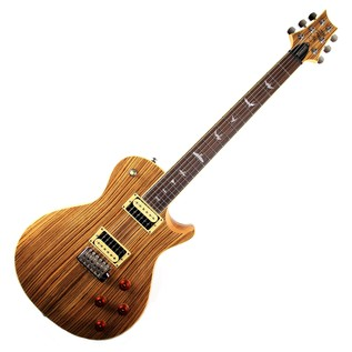 PRS SE LTD Edition Exotic Wood Tremonti, Zebrawood 1