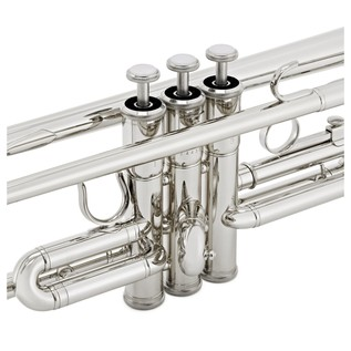 Yamaha YTR3335 Student Trumpet, Silver