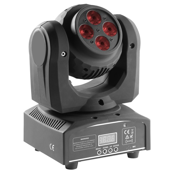 Stagg Headbanger Spin Double-Sided Moving Head